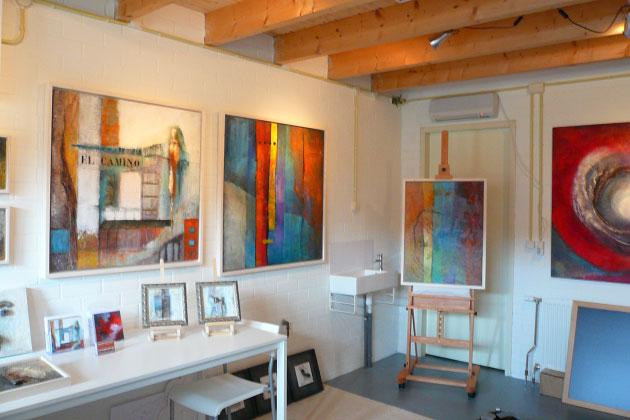 Expositie Kunstroute 2012-01
