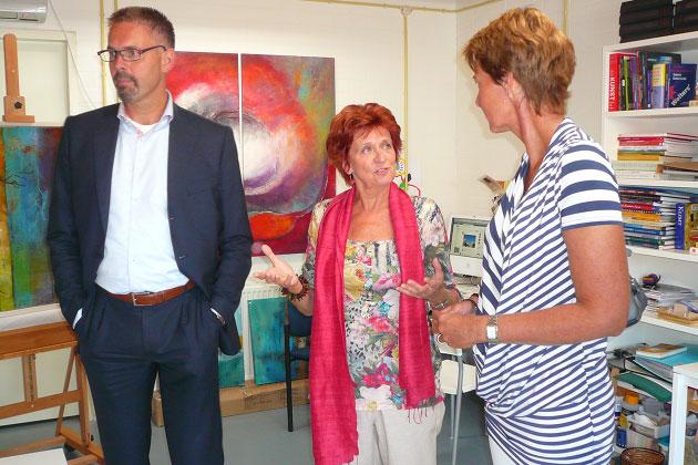 Expositie Kunstroute 2012-02