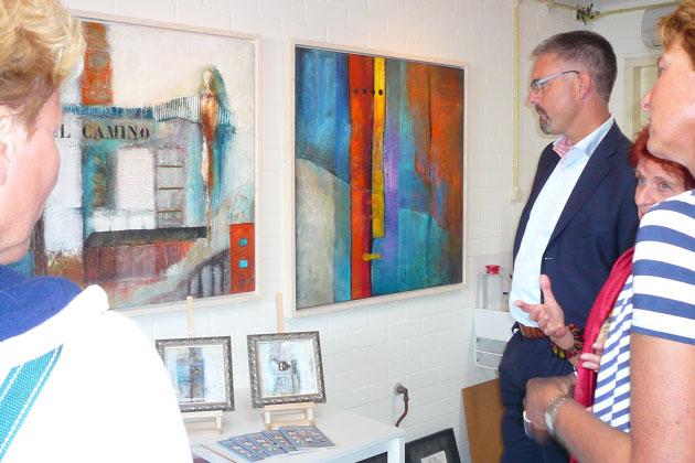 Expositie Kunstroute 2012-03